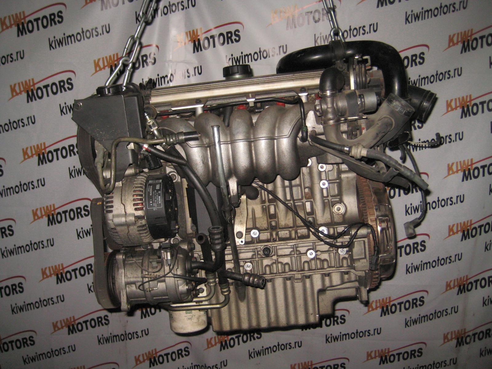 Схема двигателя b5254t2
