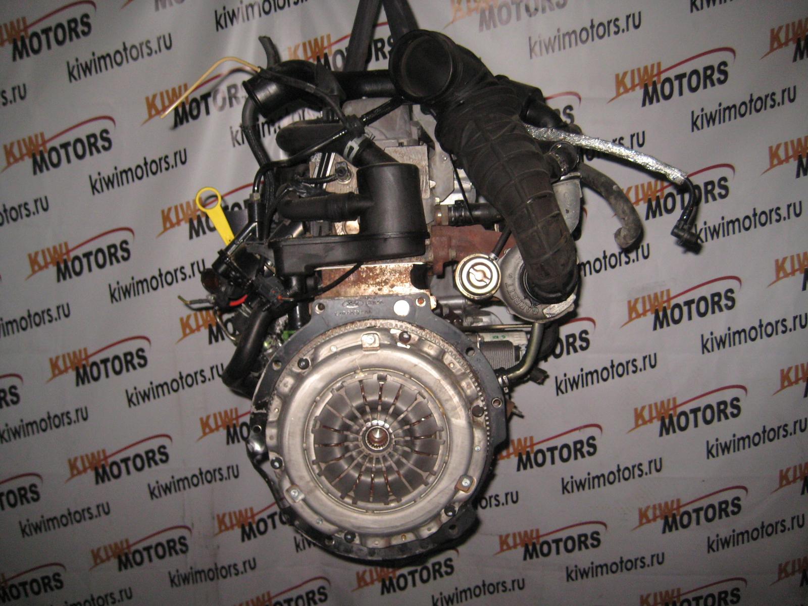 Контрактный двигатель Фольксваген Transporter IV автобус