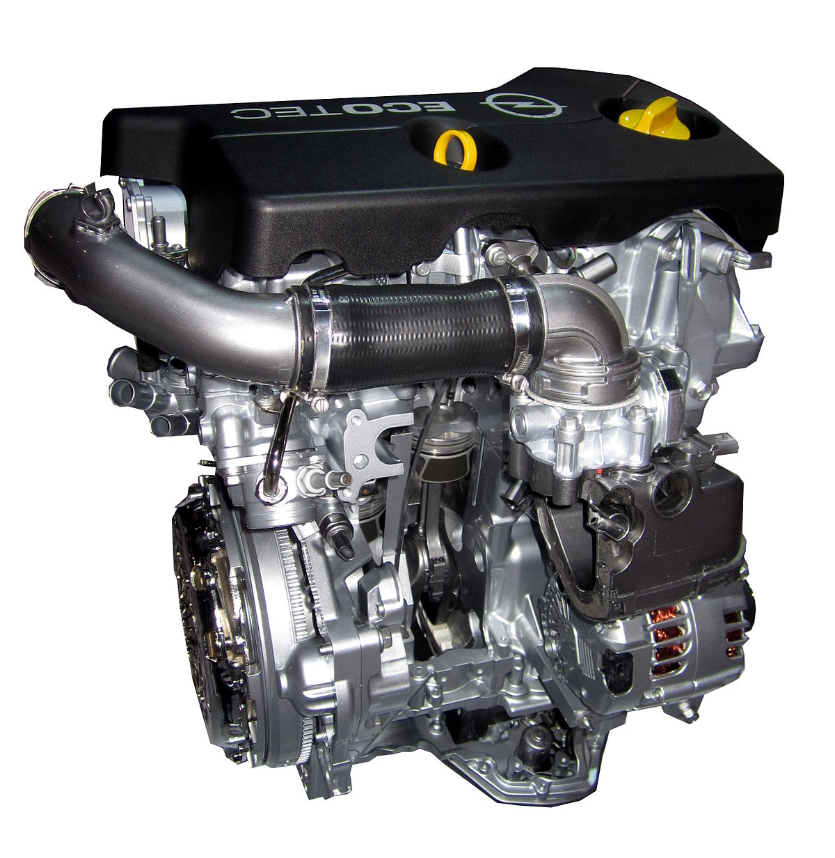 Двигатель Z22xe 2 2 I Opel